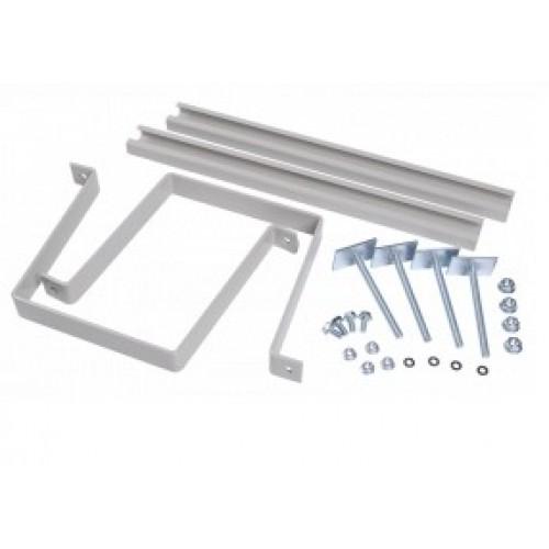 Комплект крепления металлокорпуса к столбу скобой ИЭК YKK-0-126