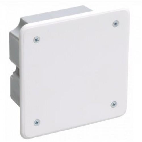 Коробка распаячная КМ41001 для тв.стен 92х92х45 (с саморез. с крышкой) ИЭК