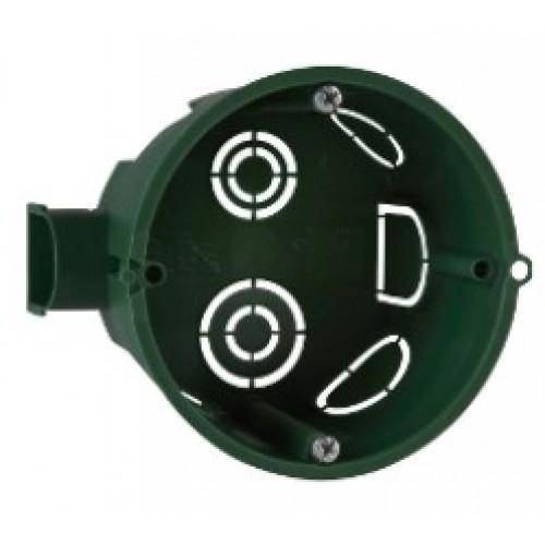 Коробка установочная для твердых стен D65х45мм, зеленая IMT35100 SCHNEIDER