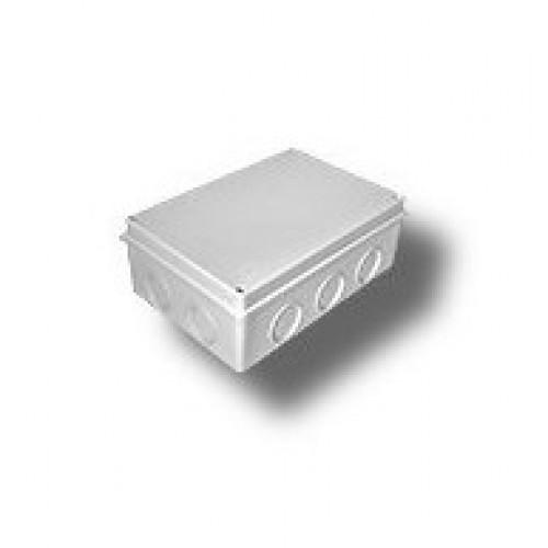 Коробка распаячная ОП 260х175х90 cерая без гермовводов IP55 Промрукав 40-03315 (7шт/уп)
