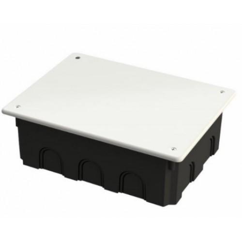 Коробка распаячная СУ 191х141х68 (205х155х70) для кирпичных и бетонных стен