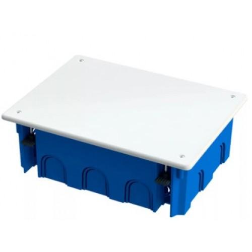 Коробка распаячная СУ 191х141х68 (205х155х70) для полых стен Промрукав 80-0970 (16шт/уп)