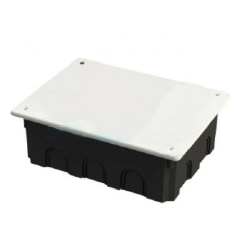Коробка распаячная СУ 250х165х68 (265х180х70) для кирпичных и бетонных стен