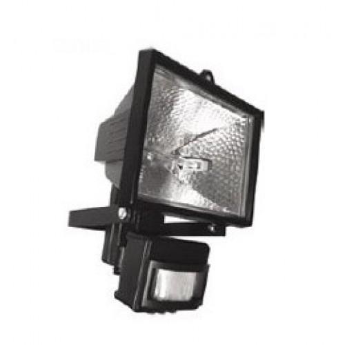Прожектор галогеновый 500W черный/1002F C02 FOTON