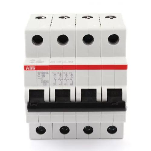 Автоматический выключатель ABB SH204 C20