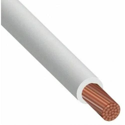Провод ПВ 3 1х0,75 ГОСТ (ПУГВВ) мягкий белый