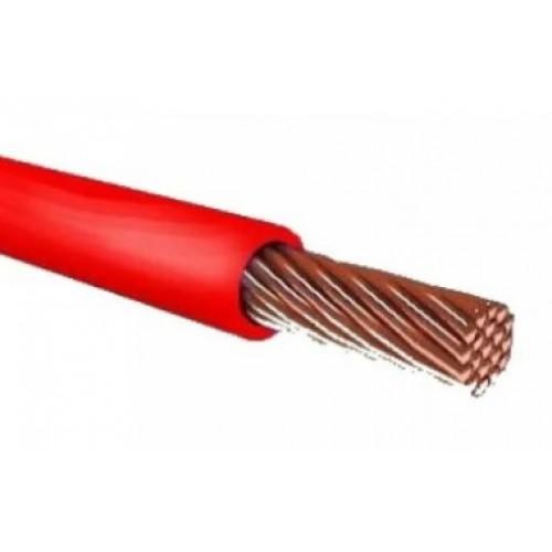 Провод ПВ 3 1х10 ГОСТ(ПУГВВ) мягкий красный