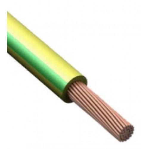 Провод ПВ 3 1х4 ГОСТ(ПУГВВ) ж/зеленый для заземления