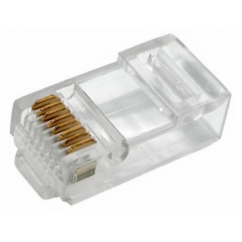 Коннектор RJ45 компьютерный обжимной  PROCONNECT 05-1021-6