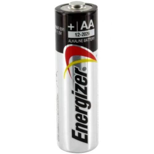 Элемент питания (батарейка) LR06 AA (1шт) Energizer