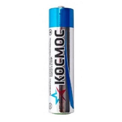 Элемент питания (батарейка) LR03 AAA КОСМОС
