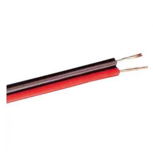 Кабель акустический Proconnect 2x0,75 красно-черный 01-6104-6