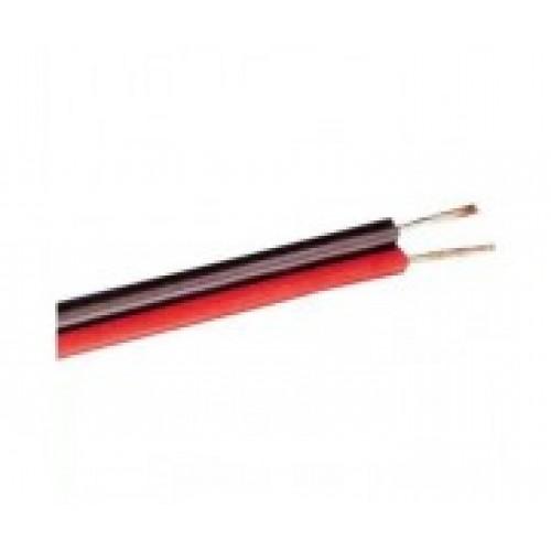 Кабель акустический Proconnect 2x2,5 красно-черный 01-6108-6