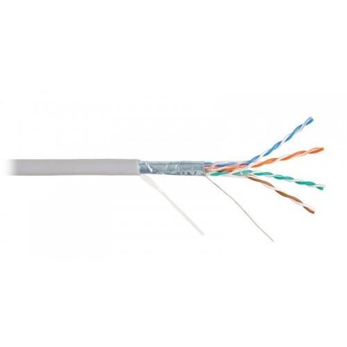 Кабель FTP 4х2х0,52 CAT5E 24AWG CCA внутренний RIPO 001-122002/010409 AVS