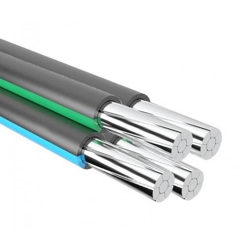 Провод изоляционный самонесущий СИП-4 4х16 Цветной  ГОСТ