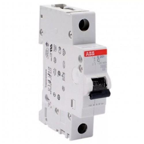 Автоматический выключатель ABB S201 C10