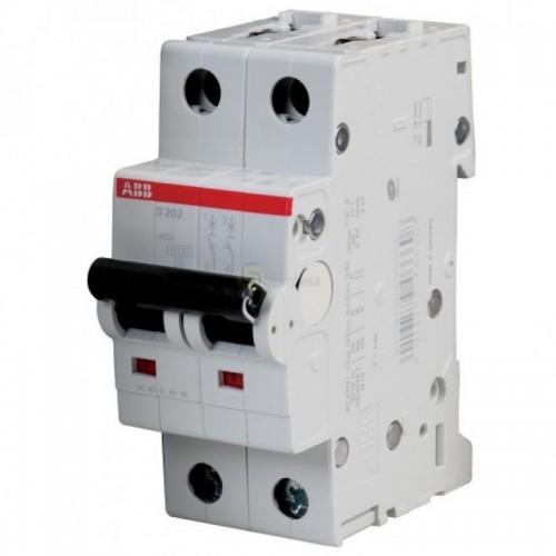 Автоматический выключатель ABB S202 С50
