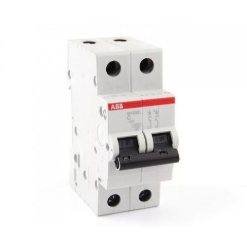 Автоматический выключатель ABB SH202 С16