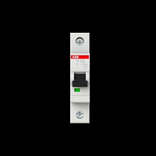 Автоматический выключатель ABB S201 C20
