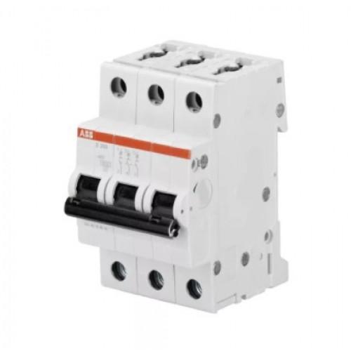 Автоматический выключатель ABB S203 B40 характеристика B