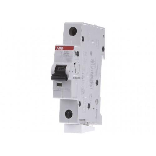 Автоматический выключатель ABB S201 C25
