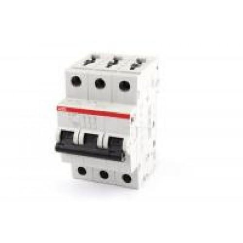 Автоматический выключатель ABB S203 C80