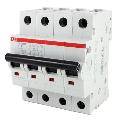 Автоматический выключатель ABB S204 C50