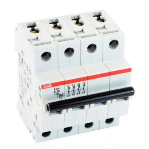 Автоматический выключатель ABB S204 C63
