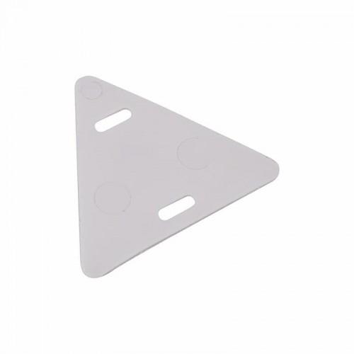 Бирка кабельная У-136 треугольник REXANT 100 шт. 07-6236