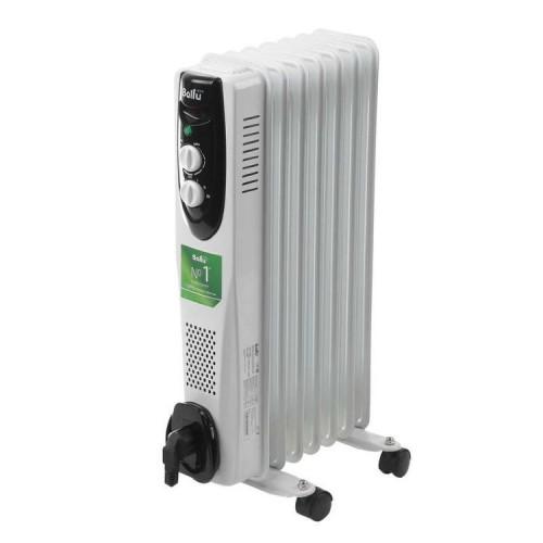 Масляный радиатор Ballu Classic BOH/CL-07WRN 1500 Вт 7 секций белый HC-1050876 BALLU