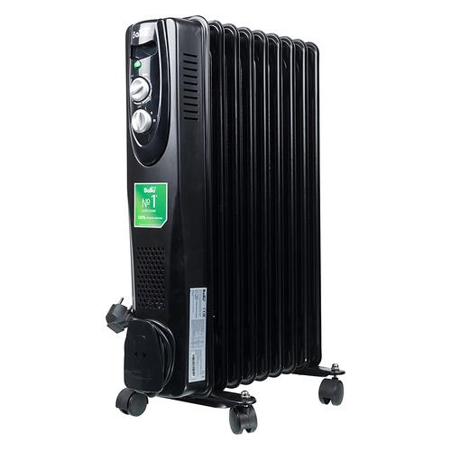 Масляный радиатор Ballu Classic black BOH/CL-09BRN 2000 Вт 9 секций черный HC-1050889 BALLU