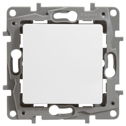 Выключатель 1кл. белый LEGRAND ETIKA 672201