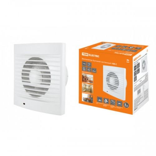 Вентилятор бытовой настенный 150 С  TDM-0SQ1807-0003