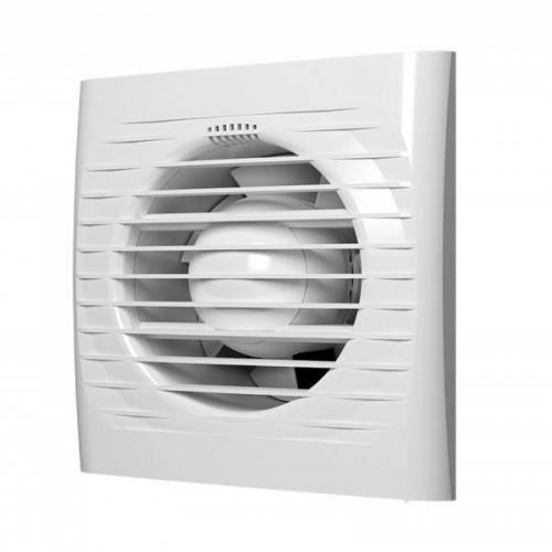 Вентилятор осевой вытяжной 100 мм белый ERA OPTIMA 4