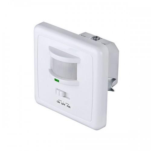Датчик движения SNS-M-01 9м 1-1,8м 1200W IP20 белый  Эл/стандарт