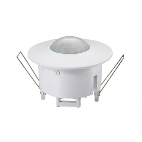 Датчик движения SNS-M-03 1200W 2,2-4m  дальность 8м IP20 360 белый Эл/станд