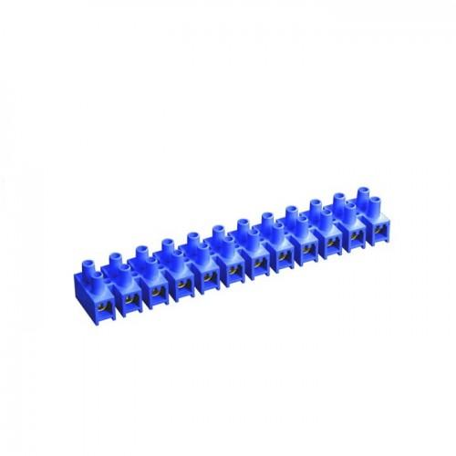 Зажим винтовой ЗВИ-3 1,0-2,5 мм 2 12 пар синие ИЭК